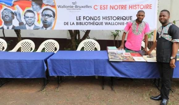Fête de la Fédération Wallonie-Bruxelles à Kinshasa - 2019